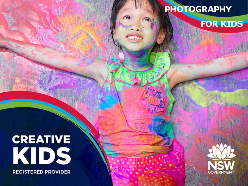 creative kids photography sydney