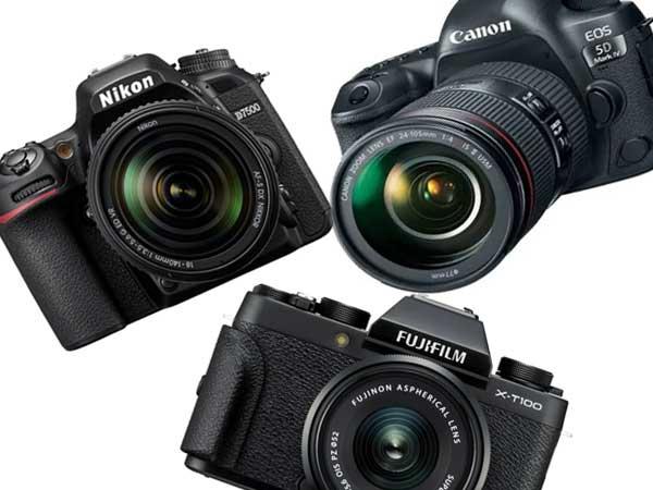 choosing a camera